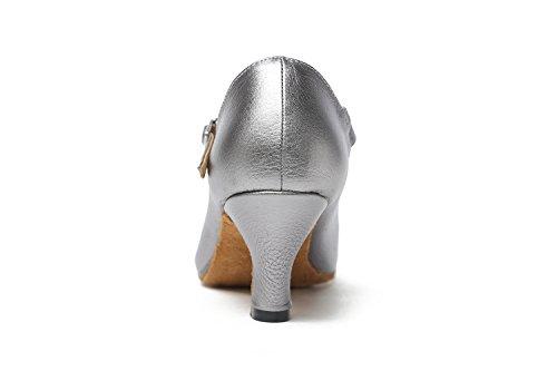 Minitoo - salón mujer gris