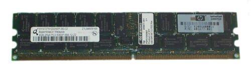 QIMONDA 4GB PC2-5300 DDR2 ECC RDIMM MEMORY MODULE (5300 Ecc Module)