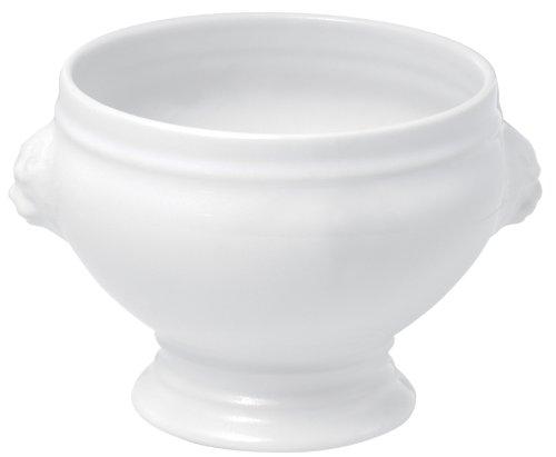 Revol Grands Classiques E761-1 Lion Head Soup Bowl, No Lid, 15.75 oz