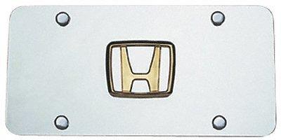 Auto Gold HONGC Honda Gold//Chr Plate