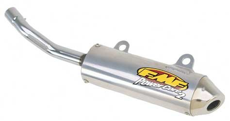 Fmf Powercore 2 Silencer - FMF 97-99 Honda CR250 Powercore 2 Silencer - 2-Stroke