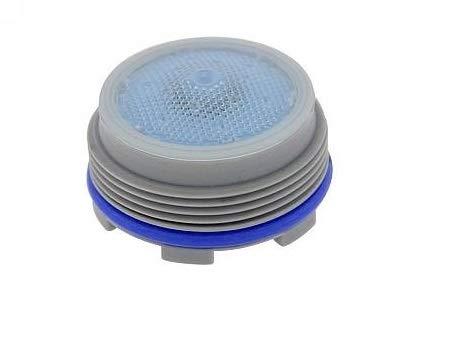 Neoperl 1.8 gpm Laminar Stream Standard Size Cache Aerator Pressure Compensating Water Sense