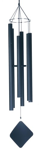 Music of the Spheres Whole Tone Bass Wind Chime (Model WTB)