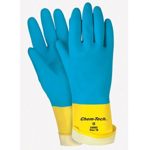 Neoprene Over Latex 28 Mil STR Cu, PK12 by MCR Safety (Image #1)