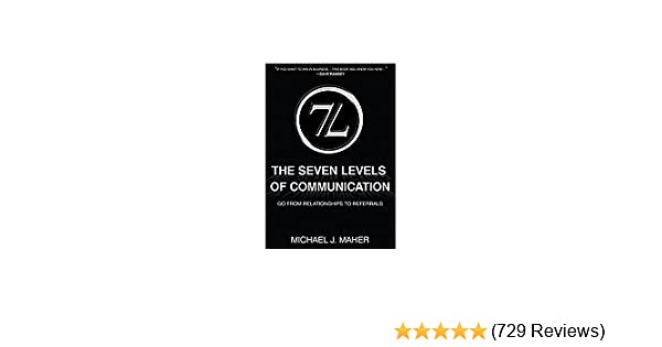 7L the Seven Levels of Communication: Go from Relationships ...