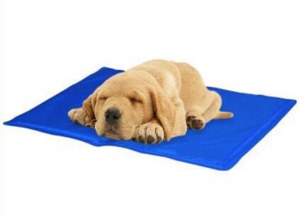 DZL Manta refrescante para perro 90*50CM,Manta enfriador para mascotas. Reduce la sensación térmica corporal: Amazon.es: Jardín