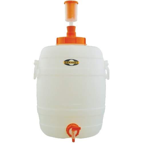 Speidel Plastic Fermenter - 30L (7.9 gal) with Spigot & Air Lock