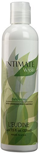 (L'eudine Intimate Feminine Wash with Cranberry and Chamomile, 6.7 fl oz. by L'eudine)