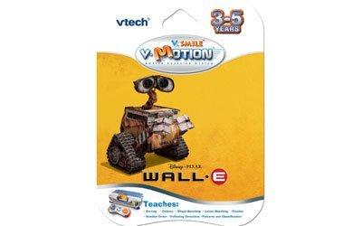 V.Smile VTech - V - Motion: Wall.E (Vtech V Motion Learning System)