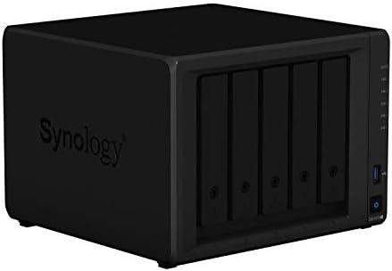 Synology NAS DS1019+ 5bay Desktop 8GB RAM