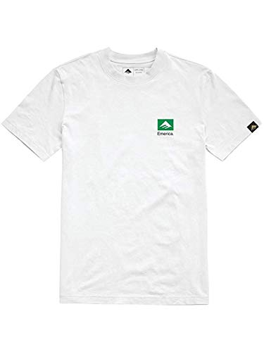 Emerica Youth Boys Brand Combo White Shirts Size Large ()