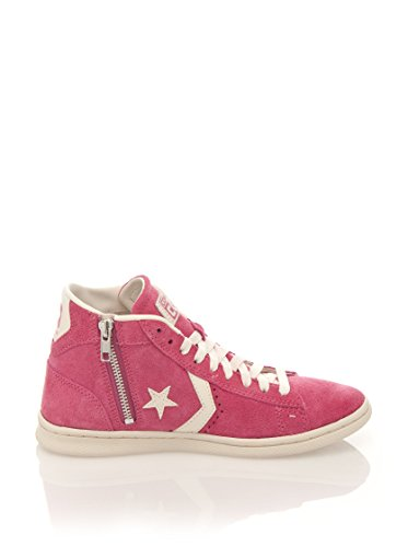 Mid WoMen Zip Lp Pink Converse pink Leather Suede Pro Low Top T Sneakers wx0qtqHS
