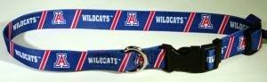 New! Large University of Arizona Wildcats Dog Collar, My Pet Supplies