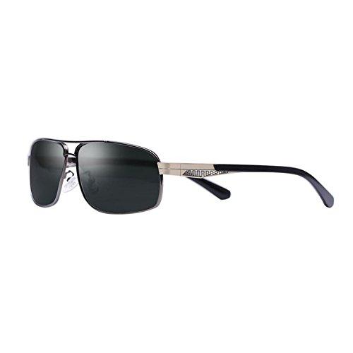 f5e9820427 El servicio durable HONEY Gafas De Sol Cuadradas Polarizadas Para Hombres  Lentes De Alta Definición A