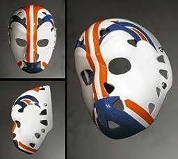 Die Maske für die Person die vertrocknet und wird abgenommen