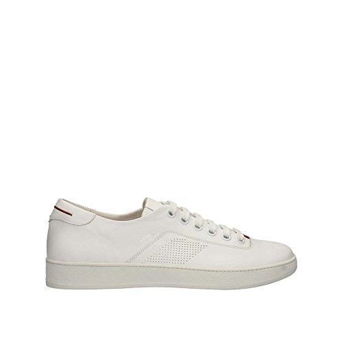 Alberto Guardiani SU76422 Sneakers Basse Uomo Bianco