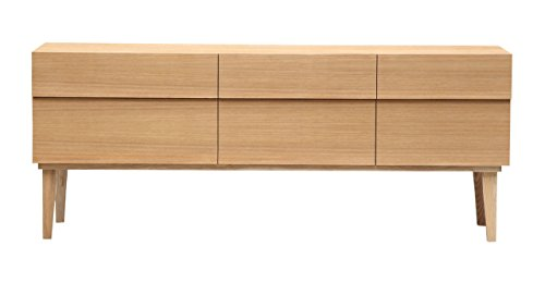 Modern Dark Wood Credenza : Amazon.com kardiel reflection mid century modern sideboard