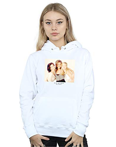 Girls Mujer Friends Blanco Photo Capucha Cult Absolute 1qCx8vHc