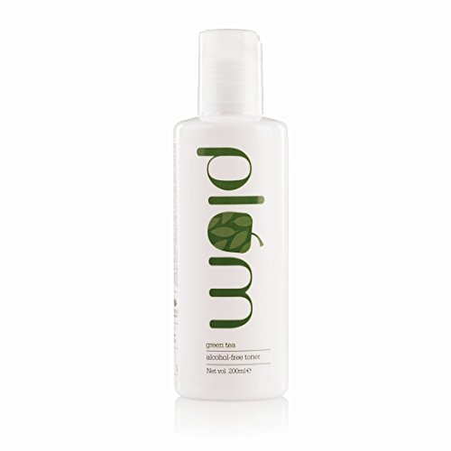 Plum Green Tea Alcohol Free Toner   For Oily, Acne Prone Skin   Shrinks & Tightens Pores   100% Vegan   200ml