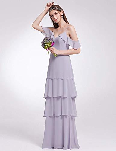 Solovedress b Solovedress Lavender Robe Femme Lavender Robe Femme FgRt0