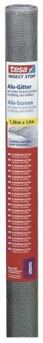 tesa - Recharge moustiquaires pour systè me Cadre en Alu pour fenê tre 1, 20 x 1m 55141-00000-01