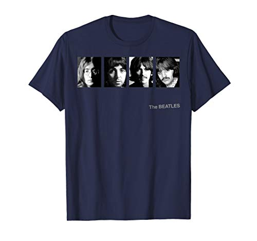 - The Beatles Faces T-shirt