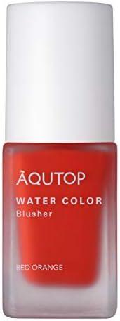 AQUTOP - Rubor Liquido en Color Red Orange 10ml