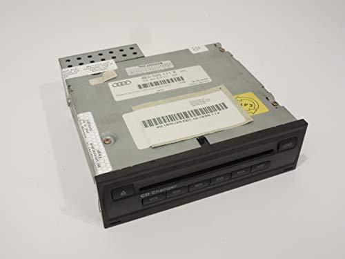Audi A8 D3 A6 C6 MMI 6 CD Multi Changer CD Player 4E0910111