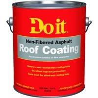 Do it Non-fibered Asphalt Roof Coating GL N/FBR ASPT RF COATING
