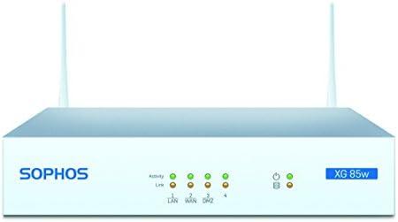 Sophos | NA8A1CSUS | XG 85w EnterpriseProtect, 1-Year (US Power Cord)  (Revision 2)