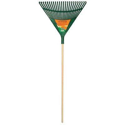 Union Tools 64309 Poly Leaf Rake 24-in