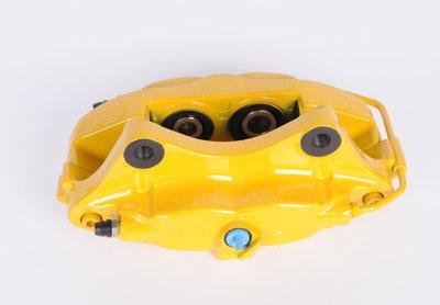 ACDelco 172-2524 GM Original Equipment Yellow Rear Passenger Side Disc Brake Caliper Assembly