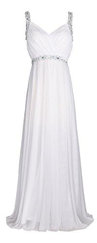 conail Coco Women's Elegant Royal Formal Dresses Wear Long Wedding Party Gowns -