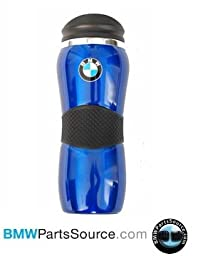 BMW 80900439611 Blue Stainless Travel Mug