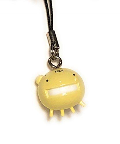 Moyasimon Tales of Agriculture Mini Microbe Mascot Figure Strap - (yeast)