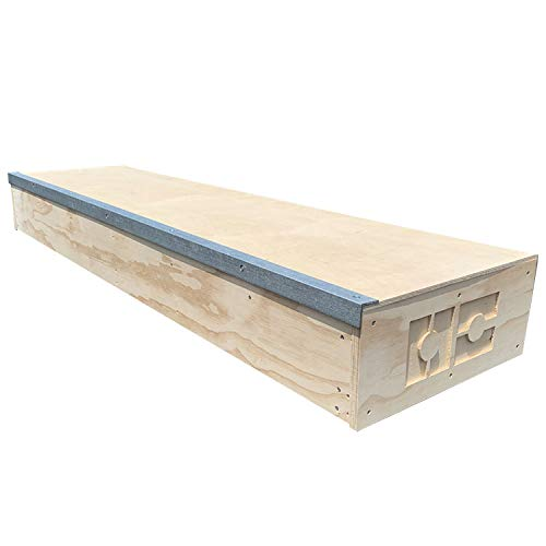OC Ramps 6ft Long Grind Box (Wood, 6' Long)