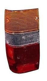 87-93 Dodge Ram 50 87-96 Mitsubishi Pickup Truck Driver Taillight Taillamp Lens Only