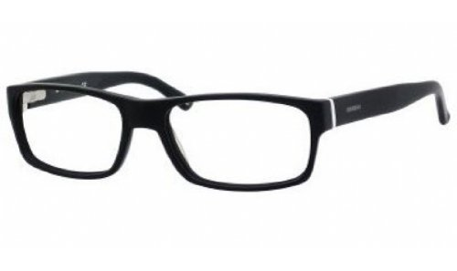 Carrera 6180 Eyeglasses-0OFZ Matte Black/Black - Prescription Glasses Carrera