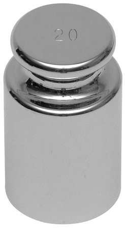 Calibration Weight, 200g, Stainless Steel