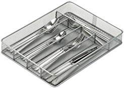 Honey-Can-Do Kch-02154 Cutlry Tray STL Mesh from Honey-Can-Do