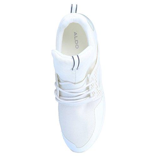 Para Aldo Zeaven Mujer Zapatillas Blanco HFWW57qaZY