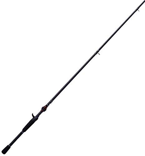 Cheap Abu Garcia Vendetta Casting Rod Rod 8-17 lb Line Rate 1/4-5/8 oz Lure Rate Medium (1 Piece), 6'6″