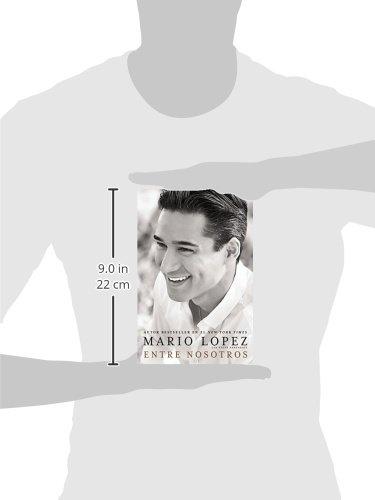 Entre nosotros (Spanish Edition): Mario Lopez, Steve Santagati: 9780451472694: Amazon.com: Books