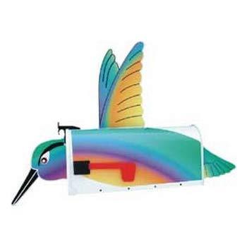 Hummingbird Mailbox Post Mount