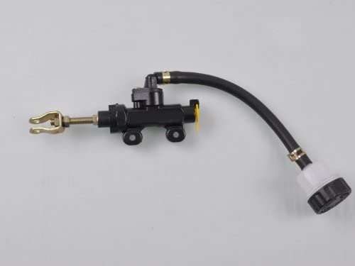 SPM Rear Foot Hydraulic Brake Master Cylinder Pump for Honda NSR250 XR250 CBR600 VFR400 RFV400 CB250 CB400 CB600 CB900 CBR250 CBR400 CBR600 CBR1000F CBR1000RR