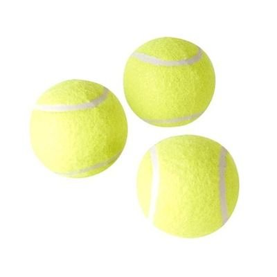Hudora 76149 - Tennisbälle, 3 Stück