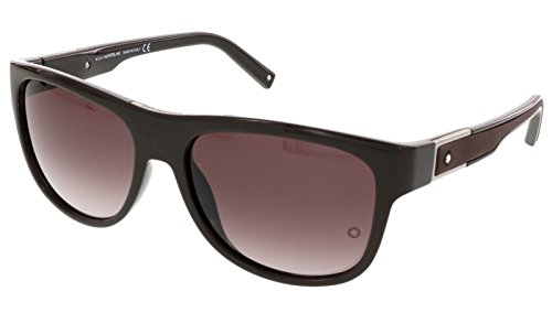 Montblanc MB 459/S 40T Brown Wayfarer Sunglasses