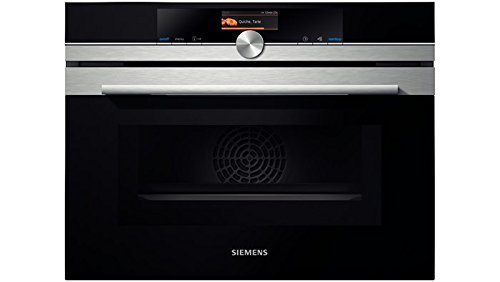 Siemens CM636GBS1 - Microondas (Integrado, 45 L, 1000 W ...