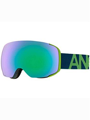 Anon M2 Goggle Krypto / Green Solex / Blue Lagoon One Size -  10775101394_Krypto/Green Solex_One size