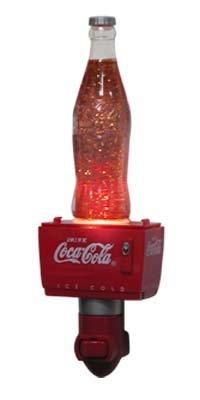 Coca-Cola Sparkle Night Light (Sparkle Night Light)
